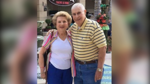 Arnie and Myriam Notkin, who are missing after the Florida building collapse