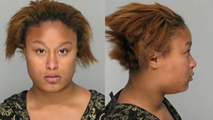 mug shot of suspect Brittany Kennedy