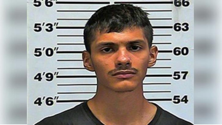 Mugshot of Gilbert Cordero