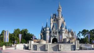 Cinderella Castle at Magic Kingdom, Walt Disney World Resort, Florida