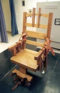 modern electric chair