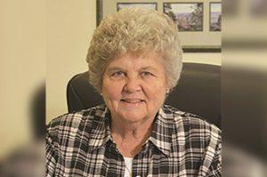 Retired nun Mary Margaret Kreuper