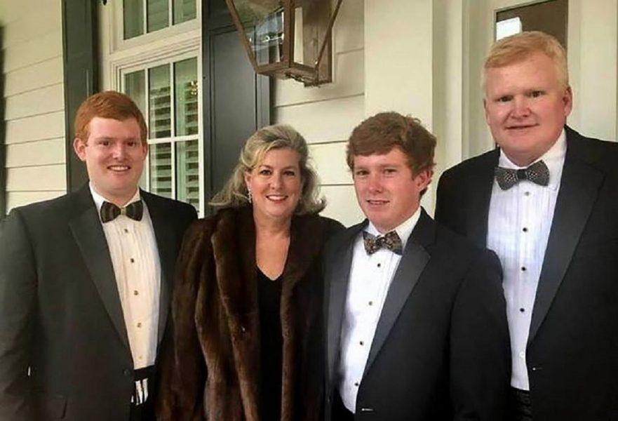 The Murdaugh family