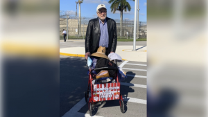 Richard DeLisi walks out of prison after serving more than 30 years for a nonviolent cannabis conviction