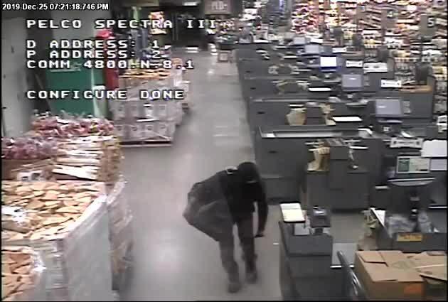 auburn washington grocery store squatter thief