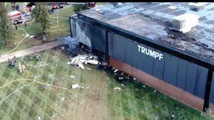 Trumpf plane crash