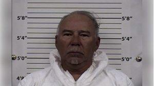 Police mugshot of 63-year-old Joe Macias
