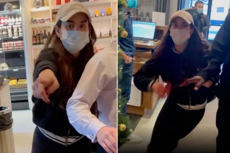 Woman assaults Black teen