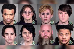 antifa rioters arrested in Portland