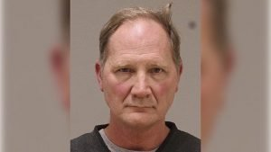 Police mugshot of Michigan man Steven Todd Pastoor, the Cascade Flasher, who admitted exposing himself for decades
